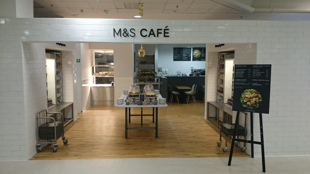 Marks & Spencer Café