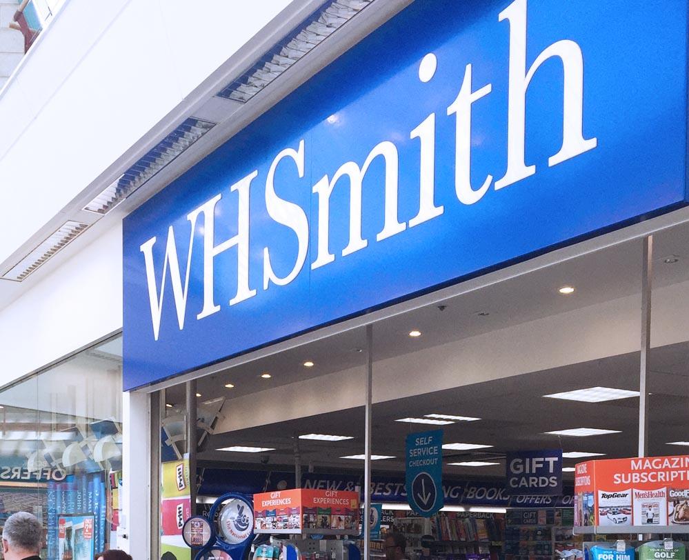 Whsmith Hempstead Valley Shopping Centre Kent Shop Dine Enjoy